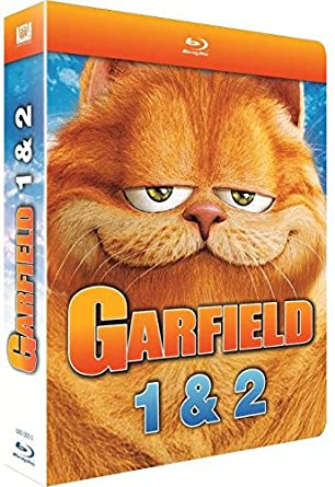 Amazon Com Garfield Le Film Garfield 2 Blu Ray Movies Tv