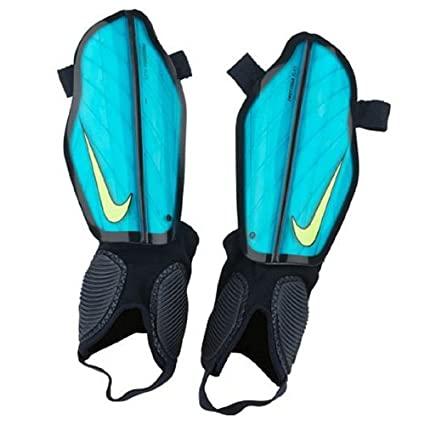 dec0764f8cf7 Amazon.com   Nike Protegga Flex Shin Guard (Teal Volt) (M)   Sports ...