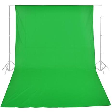 29942dc147e Amazon.com   Chromakey Green Screen Muslin Backdrop Photo Studio Photography  Background 10x20    Camera   Photo