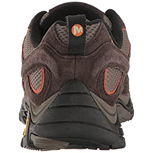Merrell Men's Moab 2 Waterproof Hiking Shoe, Espresso, 11 M US
