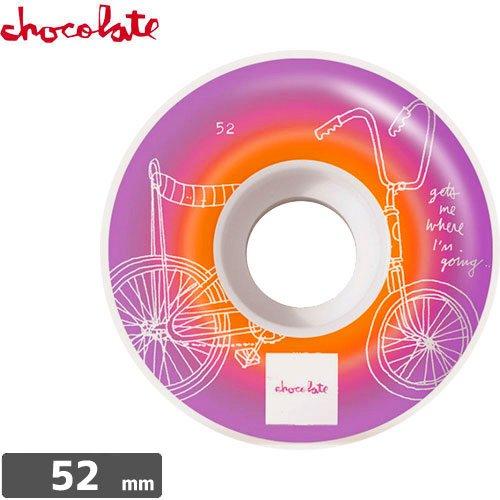 キャロライン売るなくなる【チョコレート CHOCOLATE ウィール】FADE SKETCH WHEEL【52mm】NO30 [並行輸入品]
