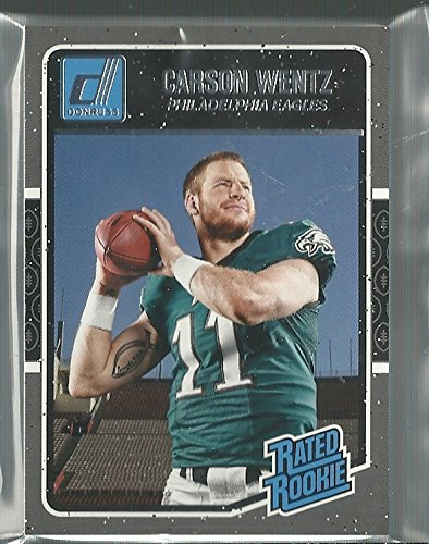 2016 Panini Donruss 12 Card Philadelphia Eagles Team Set W