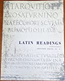 img - for LATIN READINGS compiled and edited by Gertrude Drake - An Intermediate Rapid Reader with plastic grid book / textbook / text book