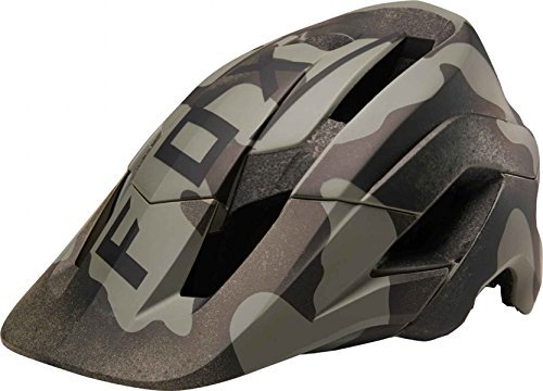 Fox Racing Metah Mountain Bike Helmet Green Camo, - Fox Helmets Bike Mountain