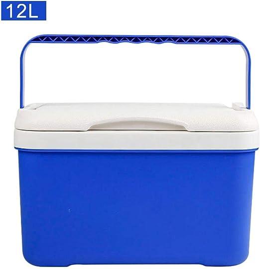 Amazon.es: Phrat - Caja térmica para Coche, 12 L, para Aislamiento de Calor y frío, para Interior y Exterior, para Bebidas, Frutas, Leche