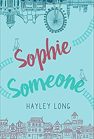 book cover of Sophie Someone