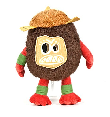 Vaiana (Moana)- Pack 4 plüsch Vaiana 26cm (Mädchen) + Maui Maui Maui 26cm (Junge) + Pua 24cm (Schwein, Vania Maskottchen) + Kakamora 26cm (Piraten-Kokosnuss) - Qualität super soft - pack4modT3 1f6584