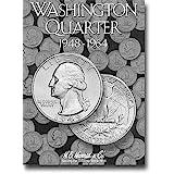 Washington Quarters Folder 1948-1964