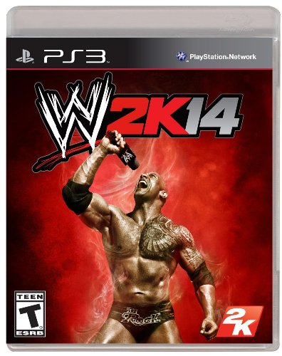 WWE 2K14 - Playstation 3 (Wwe 2013 Game)
