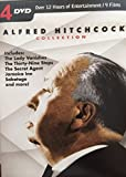 Alfred Hitchcock Collection: The Lady Vanishes, Sabotage, Blackmail, Jamaica Inn, Number 17, The Thirty-Nine Steps, The Man Who Knew Too Much, The Secret Agent, Murder