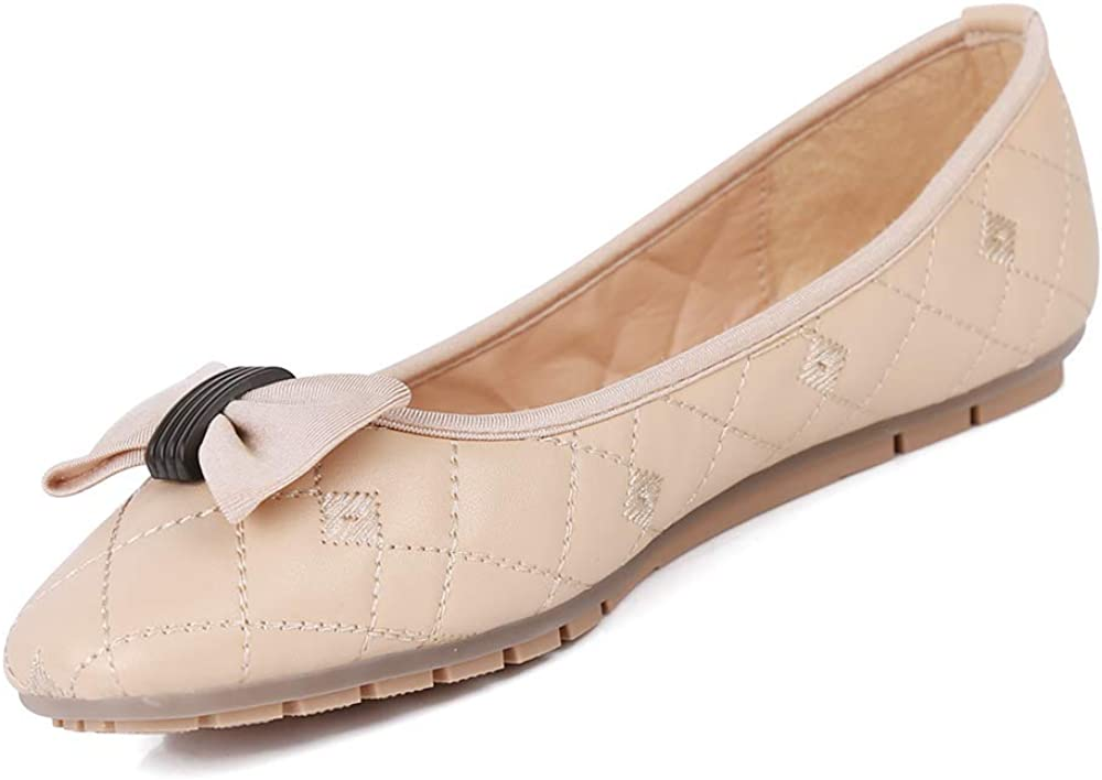 Amazon.com | Robasiom Flats Shoes for