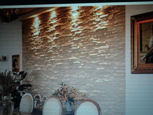 Bagno In Pietra Ricostruita : Pietra ricostruita per interni amazon fai da te