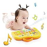 Piano Kids, Hosim multifonction Cartoon orgue électronique Clavier Piano avec Animal Sounds Instrument Sounds Educational bébé tout-petits jouets pour bébés