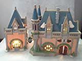 Mickeys Christmas Carol Fantasyland Village Decoration