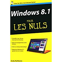 Windows 8.1 Poche Pour les Nuls (POCHE NULS) (French Edition)
