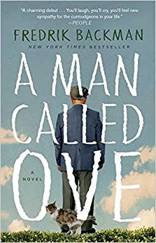 Image result for a man called ove cover