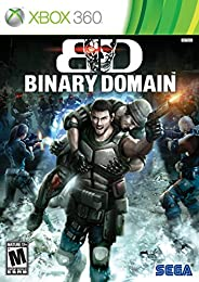 Binary Domain - Xbox 360 (Renewed)