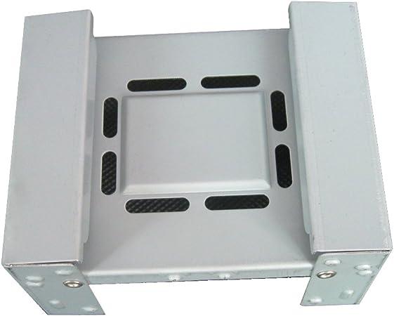 Estufa de alcohol - SODIAL(R) Portatil Acampar Cocina al aire libre Estufa de cera de quemador de alcohol de solido plegable