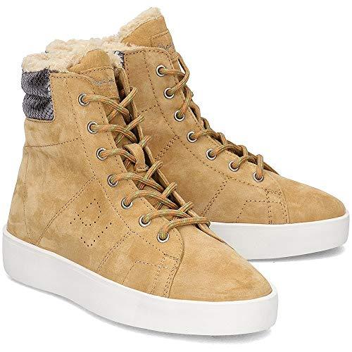 Jeans Sneaker Pepe Beige Jeans Pepe Brixton qEP8y4