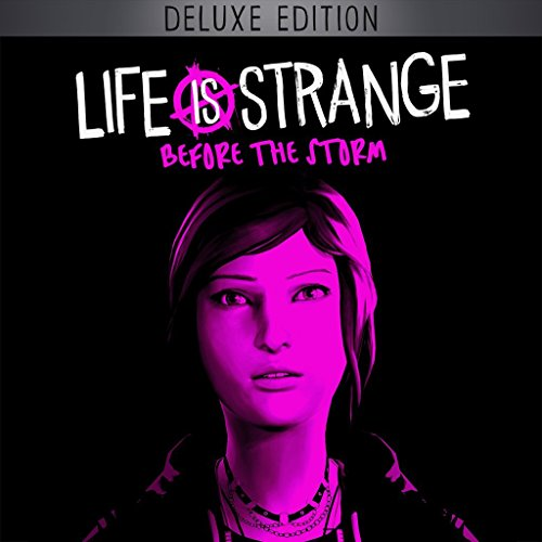 Life is Strange Before the Storm Deluxe Edition (Large Image)