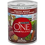 Purina ONE Weight Management, Natural Wet Dog Food...