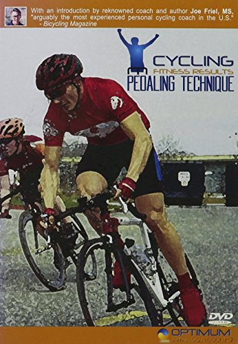 Pedaling Technique, Volume 1: Cycling Fitness Results (Fitness Cycling Results Dvd)