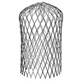 AMERIMAX HOME PRODUCTS 21059 3-Inch Expand Aluminum Strainer (Pack of 4)