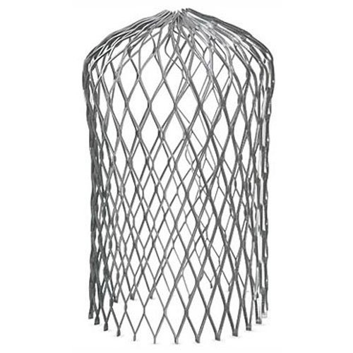 AMERIMAX HOME PRODUCTS 21059 3-Inch Expand Aluminum Strainer (Pack of 4) by Amerimax Home Products