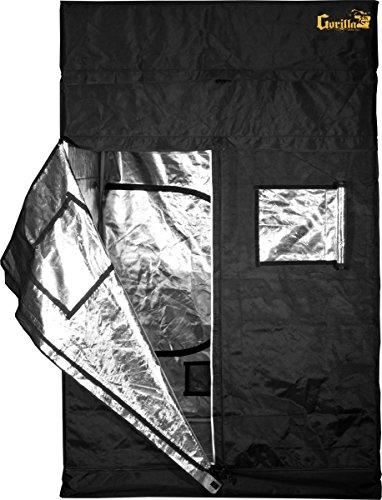 5151m AVtOL - 4'x4' Gorilla Grow Tent