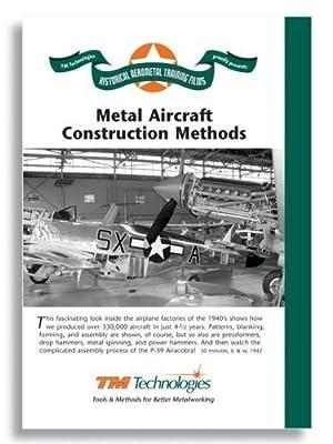 Metal Aircraft Construction Methods (DVD)