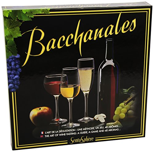 Sentosphere Bacchanales Fine Wine Tasting & Appreciation Game from ()