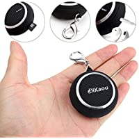 DIKAOU Portable Super Mini Wireless Bluetooth 4.0 Speaker Loud Stereo Sound Rechargeable Outdoor Sports Bluetooth Audio for iPhone Samsung and More