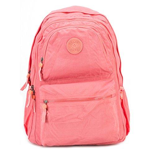 Cours Université Mode Sac Sac Sac Foino Collège Sport de Voyage Backpack Bandoulière à École rouge Sac Léger Sacoche pour Loisir Femme de 1 Dos Sac wAqwYxIaO