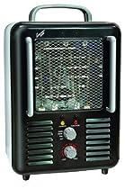 Comfort Zone CZ798 5120 BTU Multi-Purpose Utility Heater Fan