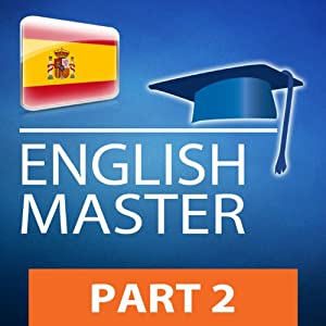 Inglés master, Parte 2: Series para leer y escuchar [English Master, Part 2: Series to Read and Listen] Audiobook