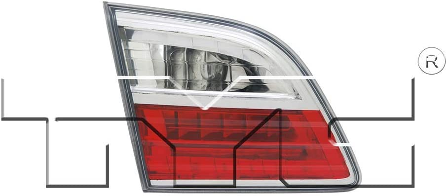 Replaces TE69-51-3G0B ; Fits 2010-2012 Mazda CX-9 Driver Side Rear Inner Tail Light DOT Certified With Bulbs Included MA2802106
