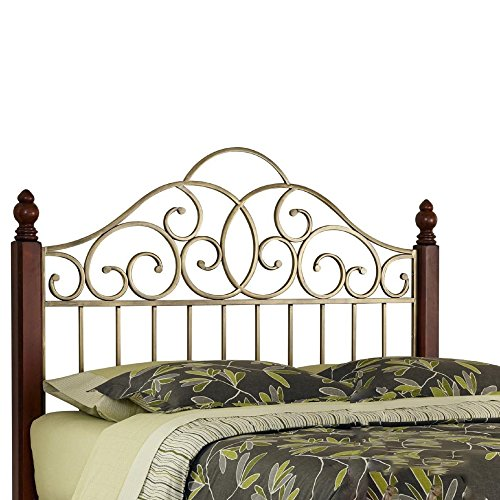 Home Styles St. Ives King/California King Headboard Noticeable