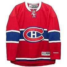 Montreal Canadiens 2015-16 Home Reebok Premier Men's Replica Jersey (XXL)