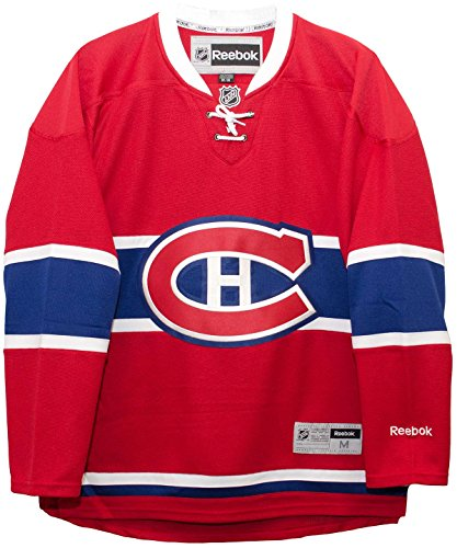Montreal Canadiens 2015-16 Home Reebok Premier Men's Jersey (Small)