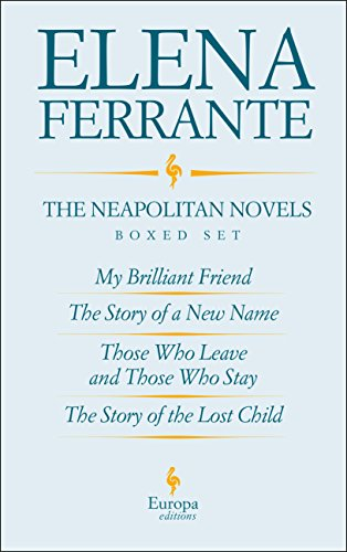 The Neapolitan Novels by Elena Ferrante Boxed Set (The Neapolitan Novels Boxed Set)