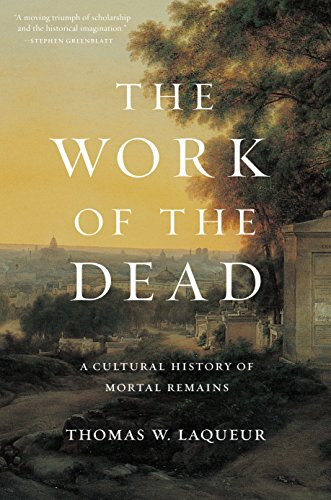The Work of the Dead: A Cultural History of Mortal Remains Pdf