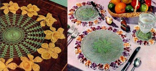 fiori-e-frutta-a-maglia-centrini-parte-due-italian-edition