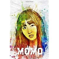 Momo: Twice Member Color Splatter Art 100 Page