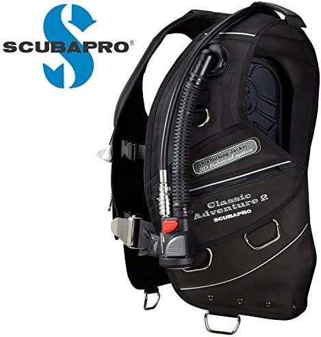 SCUBAPRO BC ダイビング重器材 SCUBAPRO/スキューバプロ クラシック アドベンチャー2 S グレー