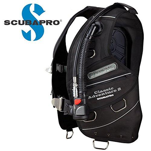 SCUBAPRO BC ダイビング重器材 SCUBAPRO/スキューバプロ クラシック アドベンチャー2 L グレー   B01HGP6WDU