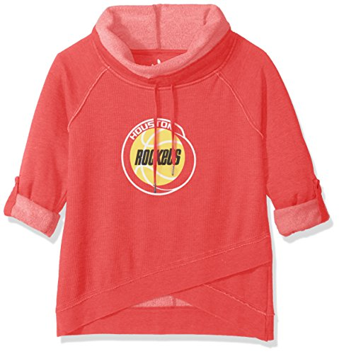 Touch by Alyssa Milano NBA Houston Rockets Wildcard Top, Small, Red