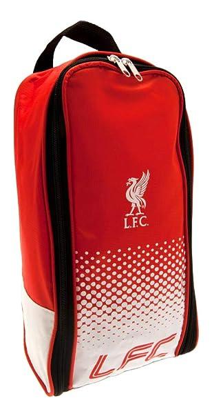 Amazon.com: Liverpool F.C. – Bolsa para botas oficial: Clothing