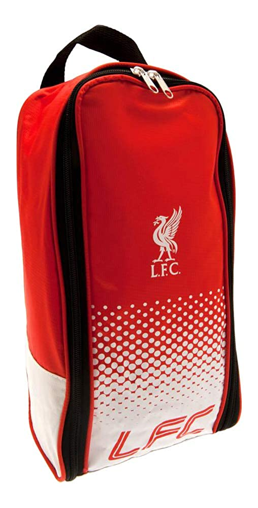 Liverpool FC Official Crest Design Fade Shoe Bag