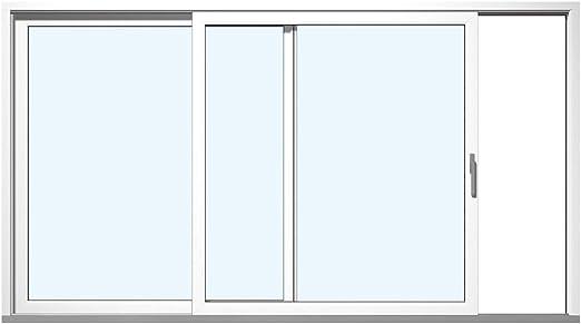 Hebe Puerta Corredera Terrazas Bisagra Puerta plástico PVC blanco todos los tamaños: Bisagra: Mango Derecho Bisagra (Izquierda): Amazon.es: Bricolaje y herramientas
