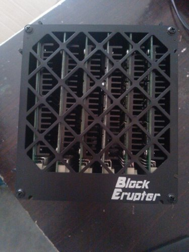 Price comparison product image asic bitcoin Box Miner 38 GH / S Fast Shipping
